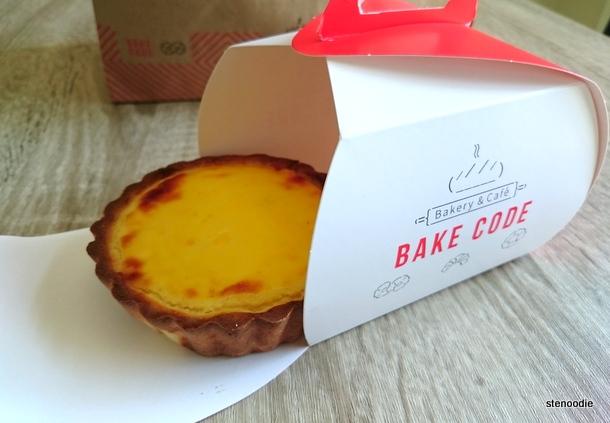 Twice-Baked Rare Cheese Tart in box