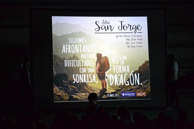 San Jorge 2015