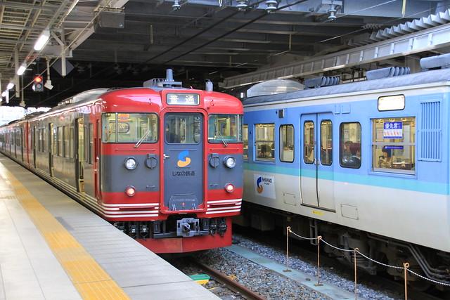 Shinano-Railway 115