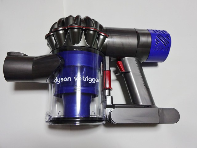 dyson v6 trigger #3