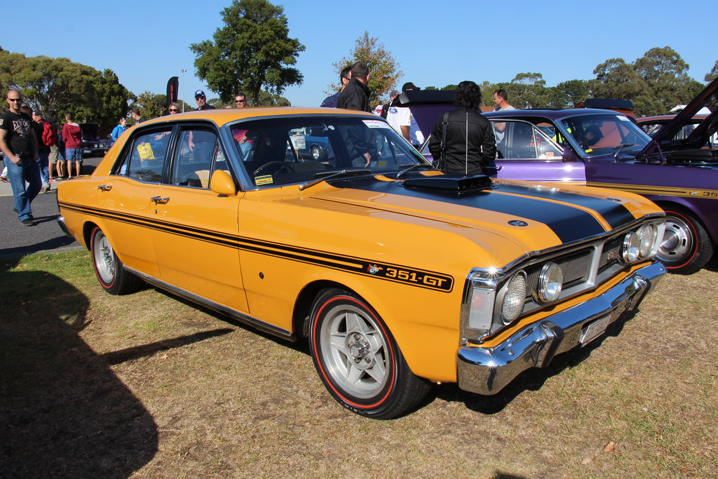 Ford Xy Falcon Gt Sedan By Sicnag