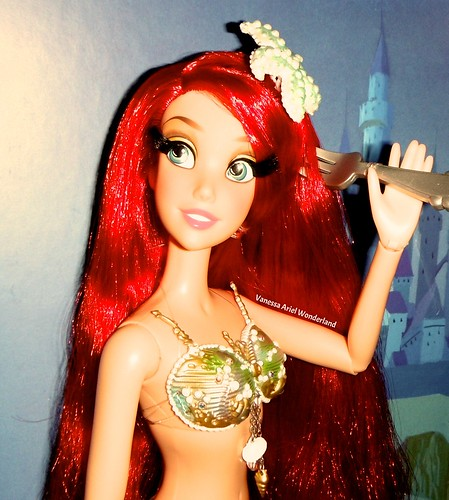 Ariel Limited Edition Doll disney Store - The Little Merma…   Flickr