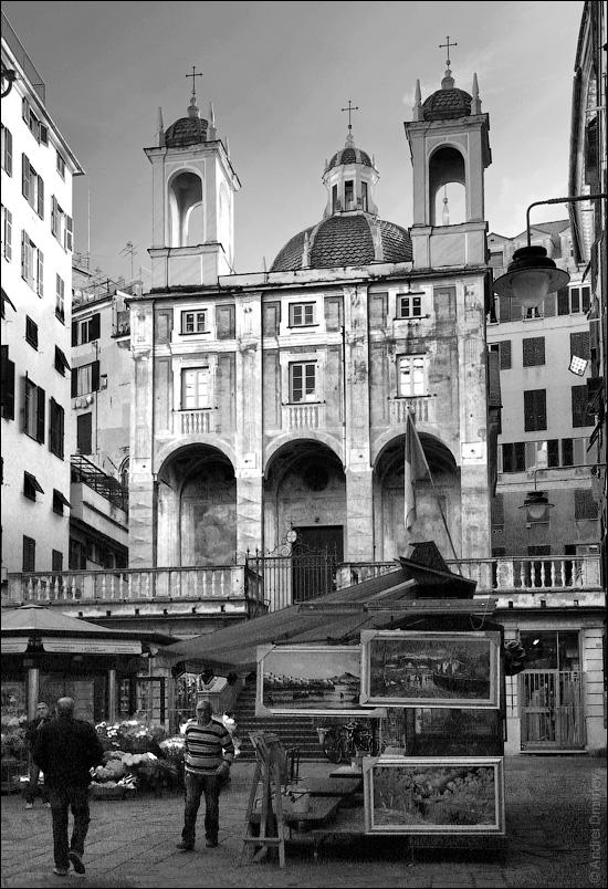 Церковь Святого Петра в Банчи