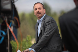 Chuck Todd | by Gage Skidmore