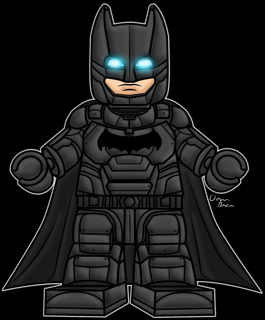 Batman Vs Superman Armored Batsuit