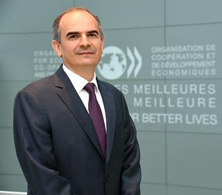 Erdem Basci, Permanent Representative for Turkey to OECD
