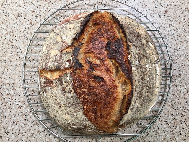 Sake Lees Bread