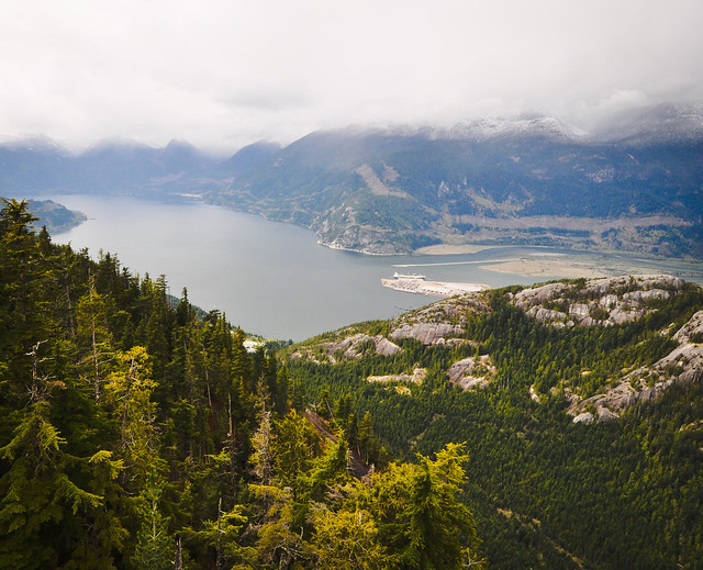 Squamish, British Columbia.