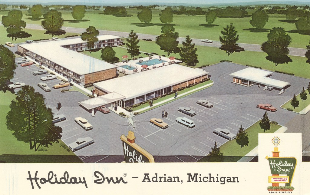 Holiday Inn - Adrian, Michigan