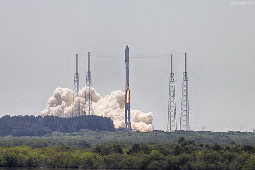 Atlas V Launch - AFSPC-5 Mission | by AviatorVic