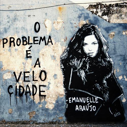 Emanuelle Araújo - O Problema é a Velocidade