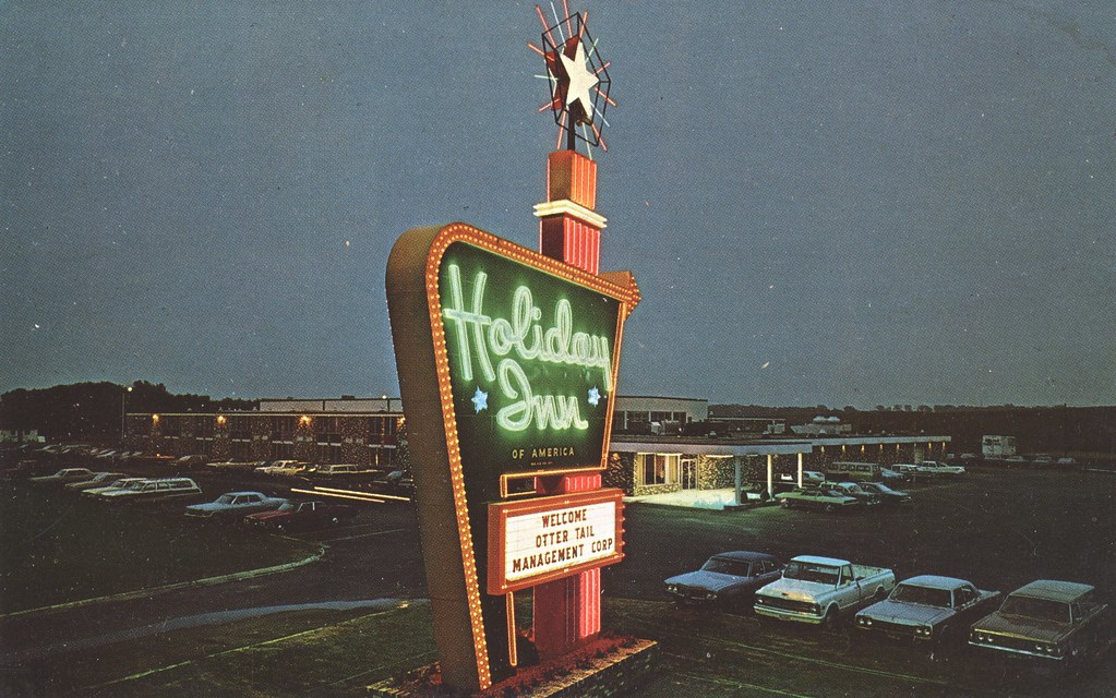 Holiday Inn - Fergus Falls, Minnesota