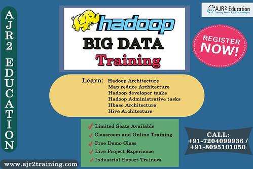 hadoop Training   Hadoop Training www.ajr2training.com/big ...