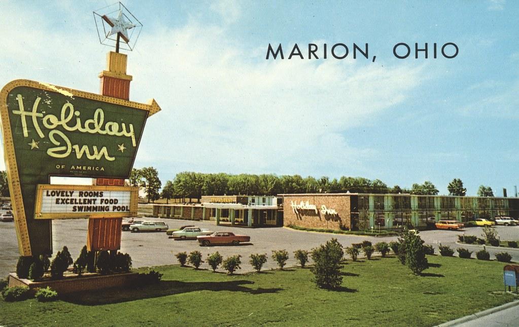 Holiday Inn - Marion, Ohio