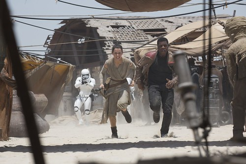 Star Wars - Episode VII - The Force Awakens - screenshot 6