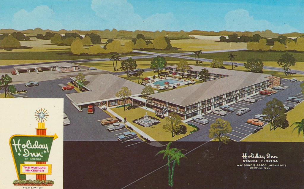 Holiday Inn - Starke, Florida