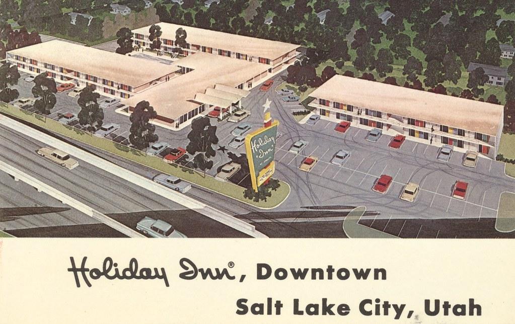 Holiday Inn Downtown - Salt Lake City, Utah