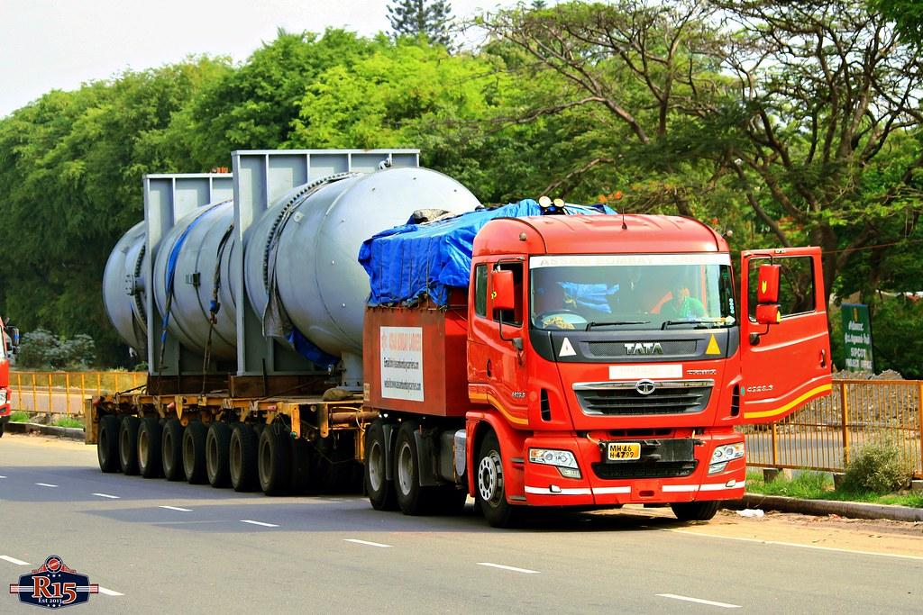 ... Palaniramu Tata Prima 4928.S @SIPCOT-HSR   by Ramachandran Palaniramu