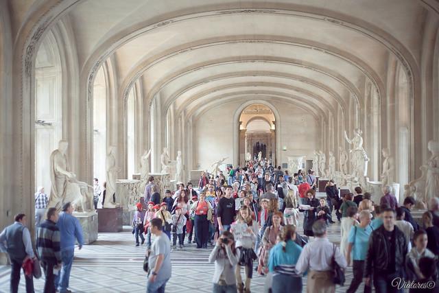 Лувр. Musée du Louvre. Paris. France