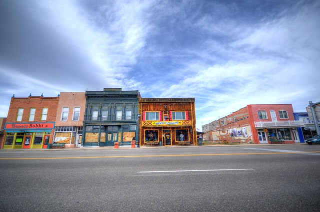 Main Street Shops, Panguitch, Utah