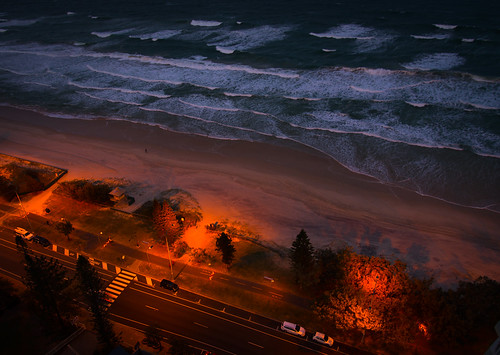 Night Beach | by Andrew Shepherd