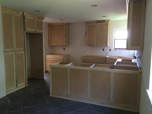 9th Flip Kitchen - During Construction | by It's Great To Be Home