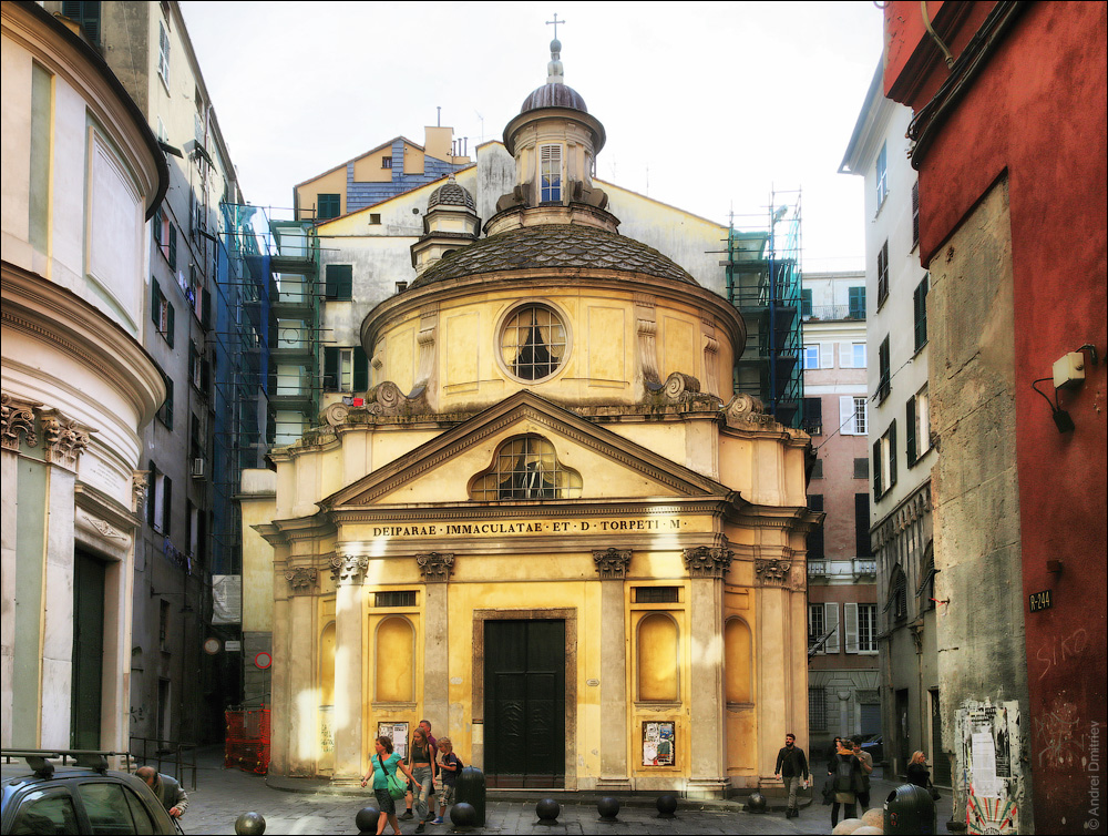 Церковь Сан-Торпете