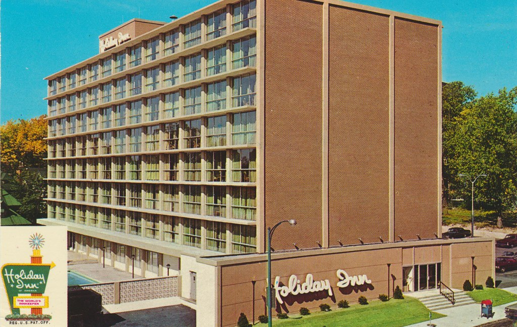 Holiday Inn No. 2 Downtown - Buffalo, New York