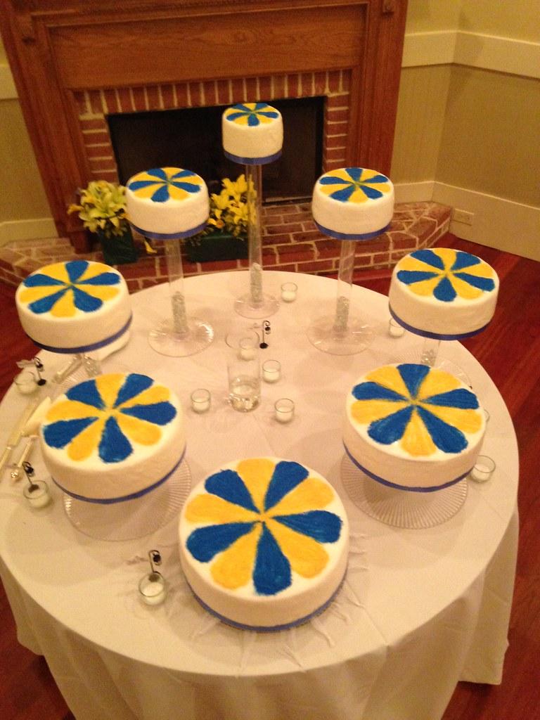 king cake doberge with custom colored sugar   Debbie Does Doberge ...