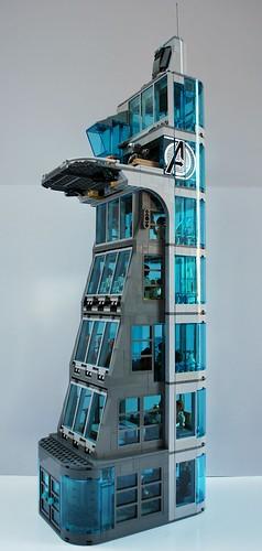lego iron man laboratory building instructions