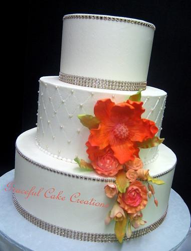 Wedding Cake Freesia