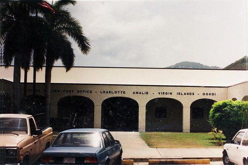 Charlotte Amalie, VI post office | by PMCC Post Office Photos