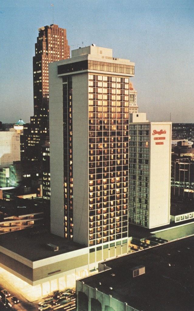 Stouffer's Cincinnati Towers - Cincinnati, Ohio