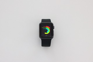 Apple Watch Sport – Activity Glance | by Peter Parkes