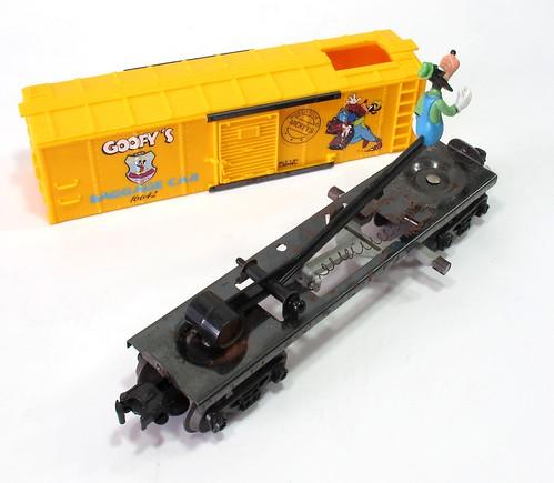 Wagon insides