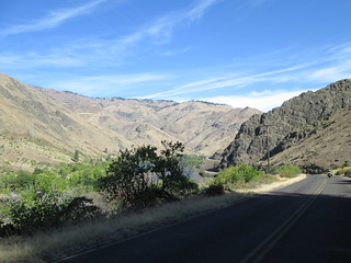 Hells Canyon ride on Snake River