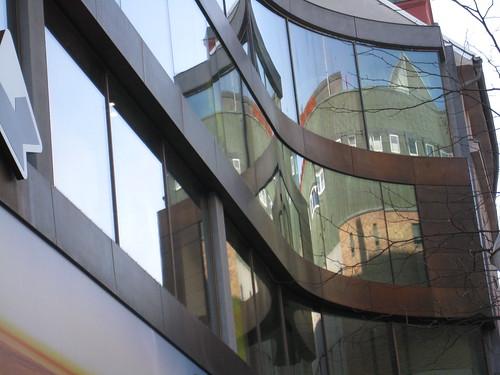 Fachada de cristal fachada realizada en vidrio - Fachada de cristal ...