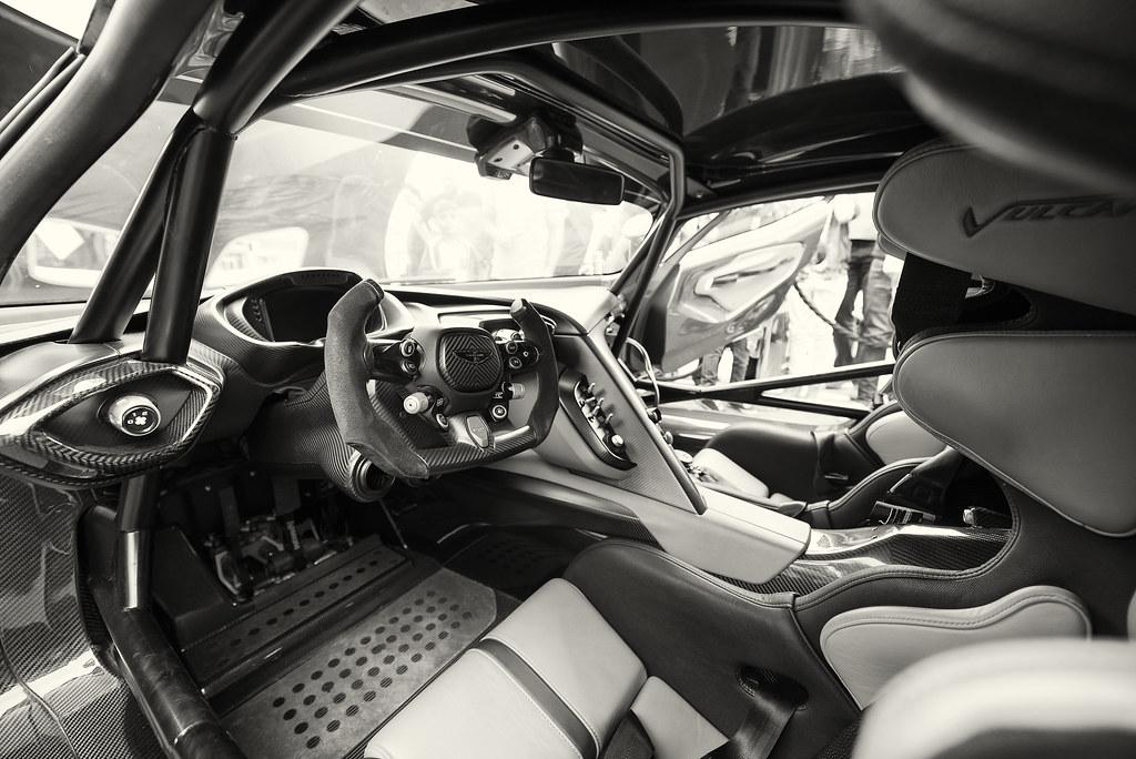 Aston Martin Vulcan Interior Drivers Side Nicholasfmoore Flickr