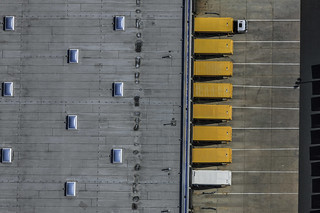 Distribution Center | by Aerial Photography