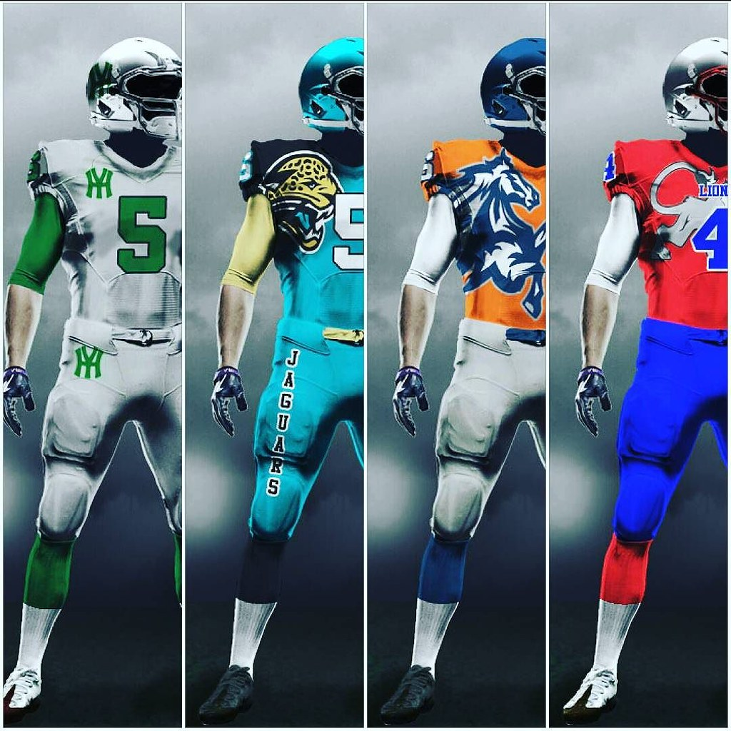 custom nfl football jerseys