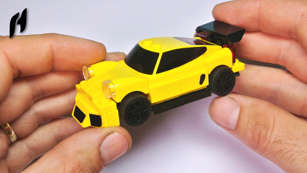 How To Build The Lego Porsche 911 Gt3 Rs Moc Youtub1