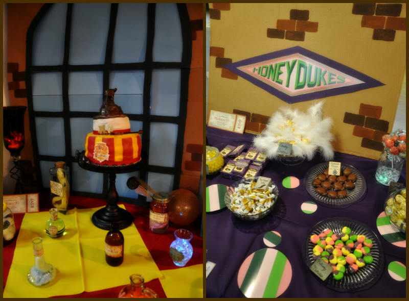A Very Harry Potter Birthday @ Mt. Hope Chronicles