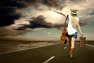 bigstock-Young-woman-with-guitar-on-the-36374518 | by brittanytheme