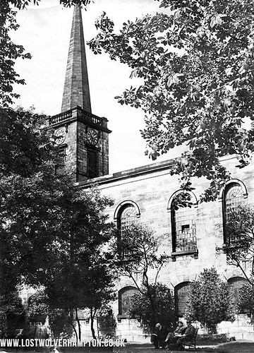 ST-GEORGES-CHURCH | by Lost Wolverhampton