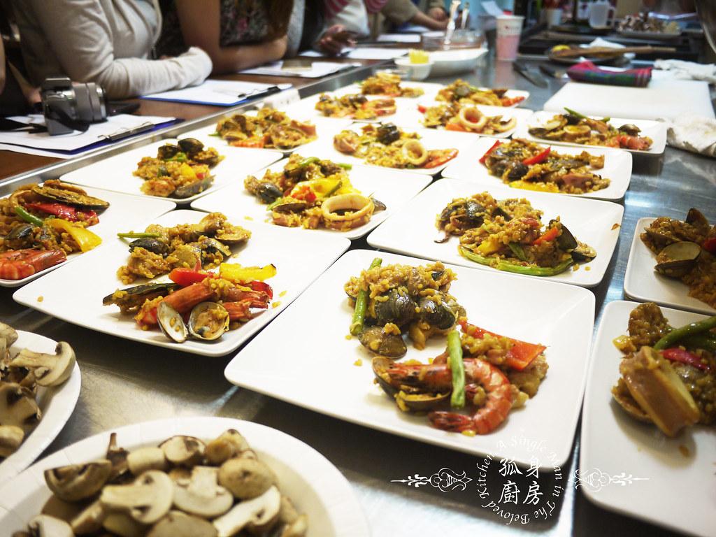 孤身廚房-夏廚工坊賞味班-Marco老師的《地中海超澎湃視覺海鮮》73