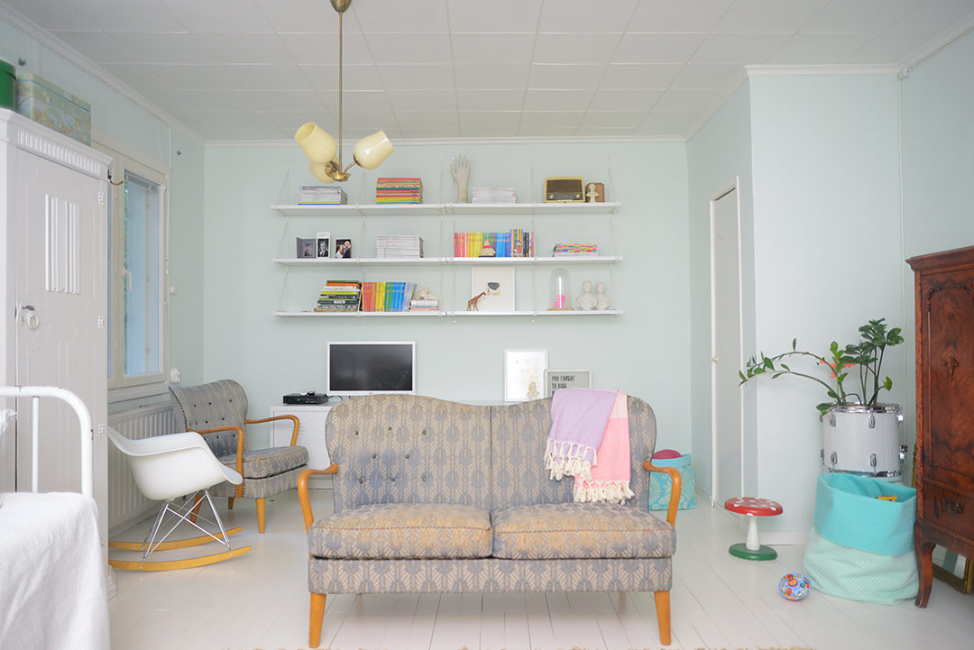 Vintage with Ikea and DIYs