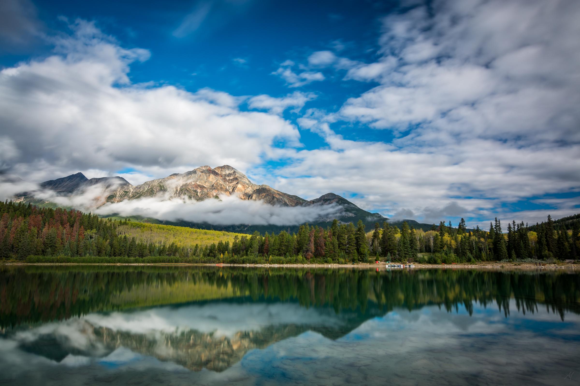 Day 3 - Patricia Lake