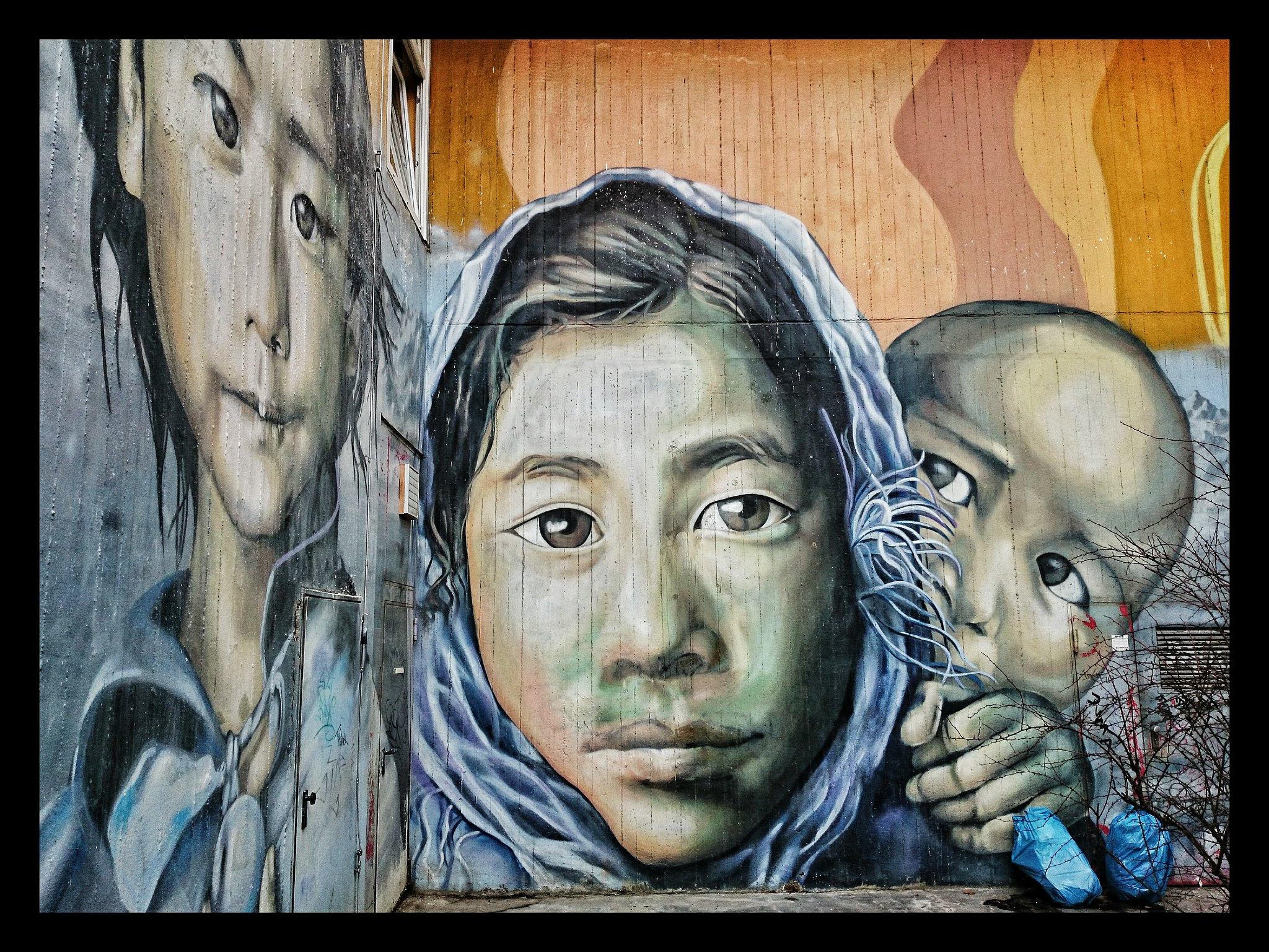 Berlin - Mural