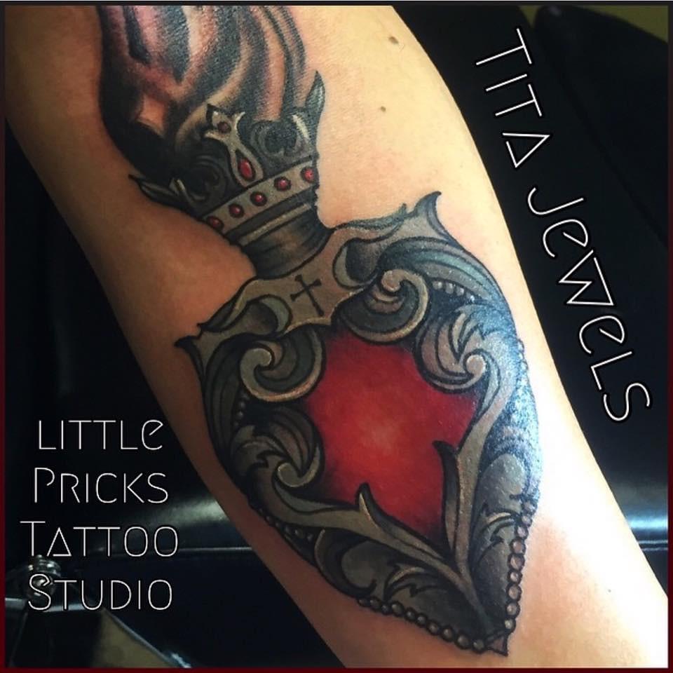 Tattoo by Tita at Little Pricks Tattoo in Austin TX Best T…   Flickr