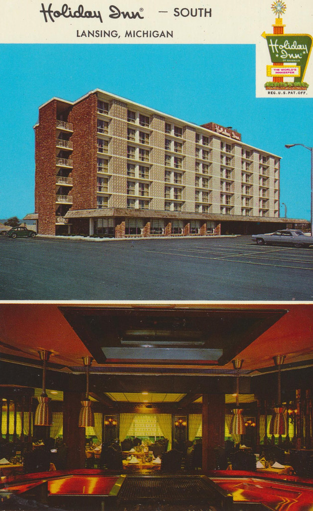 Holiday Inn South - Lansing, Michigan